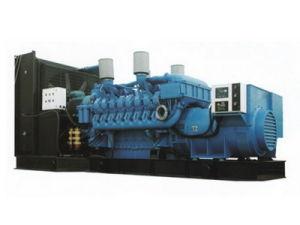 2500 Ква Mtu дизельных генераторных установках