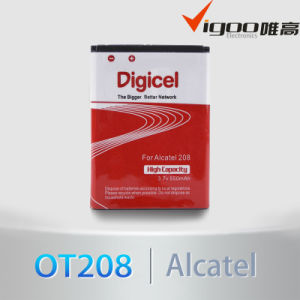 Batería de teléfono celular Alcatel OT208