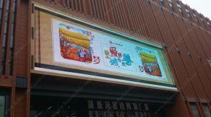 Vidéo extérieur/intérieur Panneau affichage LED pour la publicité