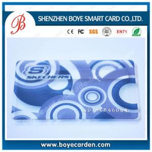 Semi-Transparent e Transparent Plastic Card