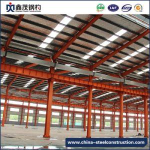 Fabricados de aço de elevada resistência Edifícios Comerciais com estrutura de aço Frame