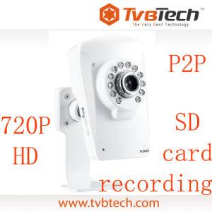 Tvbtech intelligente bedienungsfertige RadioapparatP2p IP-Netz-Kamera CCTV-Kamera