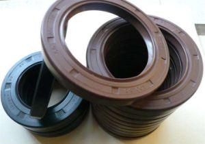 O OEM/NBR/FKM/Vmq/de PTFE/silicone Borracha de vedação de óleo
