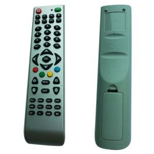 Video della casella STB TV della Impostare-Parte superiore di telecomando