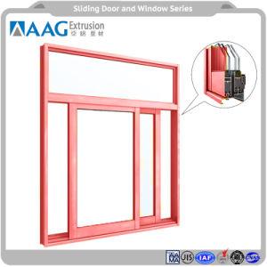 Les portes et fenêtres des profils en aluminium