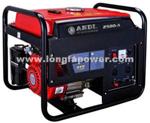 2kw 220 Volt Loncin Type Générateurs à essence portable avec la CE, Soncap