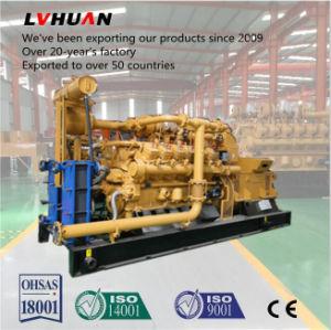 공장에서 500kw Biogas 또는 천연 가스 발전기
