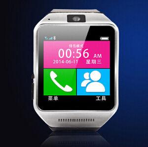 Intelligentes Watch mit Single SIM Card/FM/TF/Bluetooth/Camera