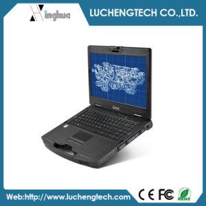 Semi-Ruwe Laptop van Getac met het Leesbare Scherm van het Zonlicht van 14 Duim
