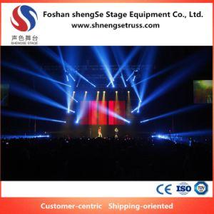 도매 마개 LED 가벼운 영상 Shengse Truss를 걸기를 위한 알루미늄 단계 Truss
