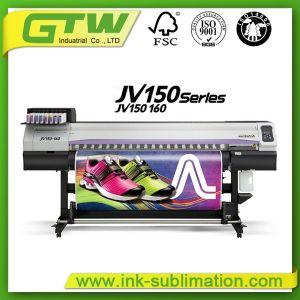 昇華印刷のためのMimaki Jv150-160Aの大きいフォーマットプリンター