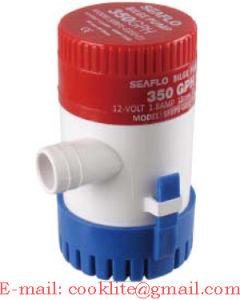 / / Dompelpomp Bilgepomp Lenspomp - 350gph - 12V/24V
