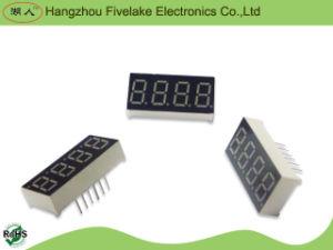 Afficheur LED de segment des chiffres 7 de quarte de 0.36 pouce (WD03641A/B)