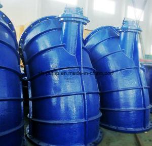 Bomba da drenagem do controle nivelado de água da doca da série de Zl