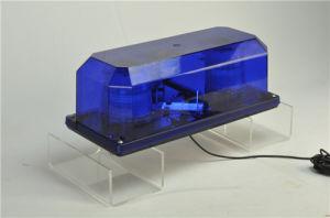 Doppelröhrenblitz-Leuchtfeuer Lightbar blauer FarbeMinibar (TBD02656-2B)