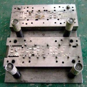 Molde de estampagem de hardware na peça de metal de moldagem