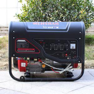Bison (China) BS7500L 6 kw 6 kVA 1 Anos de garantia pequena quantidade mínima de Entrega Rápida Preço de geradores portáteis Filipinas