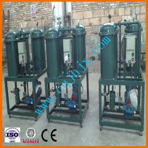 Purificador de fuel oil, el gasóleo de la máquina La máquina de deshidratación, el tratamiento de aceite