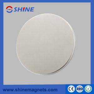 Forte magnete sinterizzato nichelato del disco di NdFeB