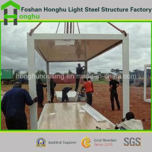 판매를 위한 Prefabricated 주거 조립식 가정 전 건축된 콘테이너 장비 집