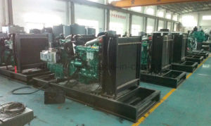 Fabricante profesional Generador Diesel con motor Cummins