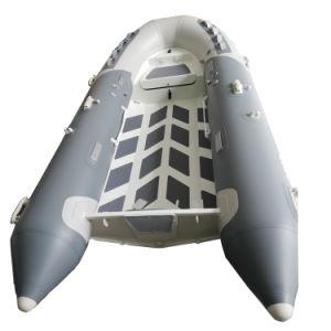 アルミニウム外皮の膨脹可能なボートのAluの肋骨