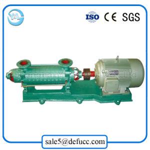 Final del motor eléctrico de 10 pulgadas en varias etapas de la bomba de succión de extinción de incendios