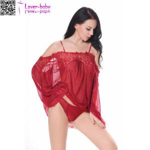 2017 caliente de venta mayorista de lenceria sexy señoras L28220-3