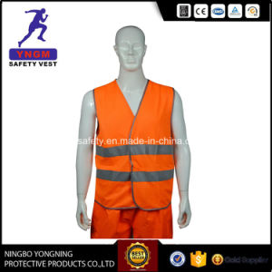 高い可視性のWorkwearの反射安全ベスト