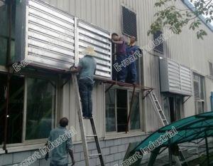 Ventilatore di scarico di raffreddamento montato finestra del magazzino del ventilatore di scarico (1380mm)