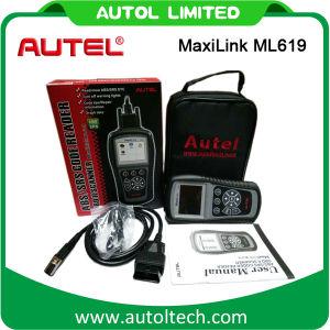 2017 Autel新しいMaxilink Ml619 OBD2のスキャンナー市場のほとんどの車のための自動コード読取装置