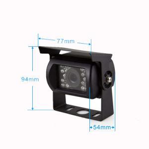 700TVL Piscina segurança CCTV Wdm Câmera de vigilância do veículo com imagem espelhada