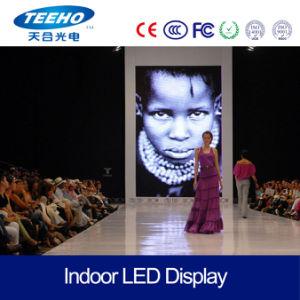 P7.62 1/8s affichage LED à l'intérieur de la publicité pour les Jeux Olympiques de 2016