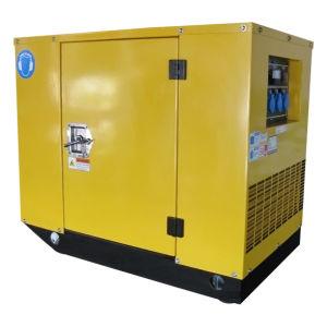 6kw CE/CIQ/ISO/Soncapの極度の無声小さい携帯用ガソリン発電機