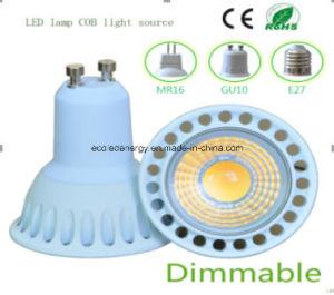 Qualität Dimmable GU10 3W PFEILER LED Birne