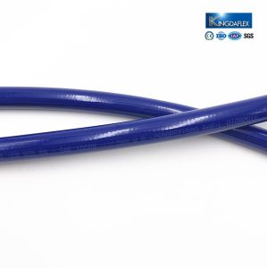 Tubo flessibile senz'aria ad alta pressione di rinforzo dello spruzzo della vernice del filo di acciaio 1/4 di pollice