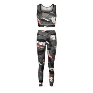 Режим Quick-Dry женщин фитнес-Set Йога набор Sportwear Нижнее белье