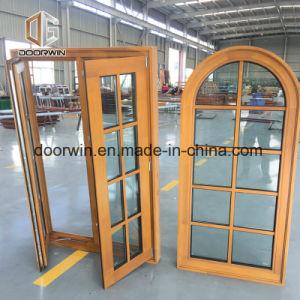 China Fornecedor Casement Janela com o design da Grade