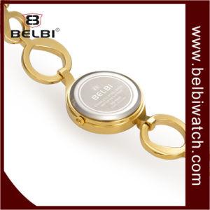 Belbi señoras brazalete de oro elegante pequeño Simple ver