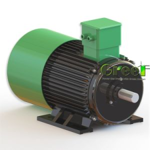 Низкие обороты Direct-Drive бесщеточный генератор постоянного магнита 200квт 60об/мин