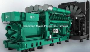 2500 ква питания скорости холостого хода дизельного двигателя Cummins генераторная установка электростанции