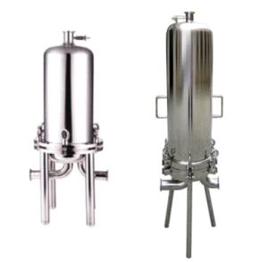 Ss 304/316 Filtro de la caja sanitaria para líquido