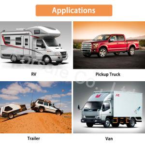 4.3 het  Digitale Draadloze Rearview Systeem van de Camera voor Zware Vrachtwagen