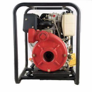 1.5inch, 2inch, pompa ad acqua ad alta pressione diesel del ghisa 3inch
