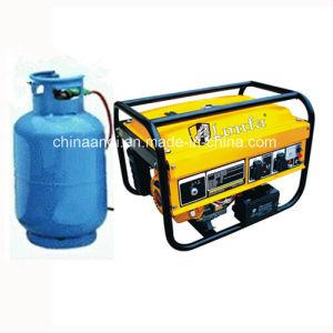 generatore del gas naturale della benzina 4.5kVA