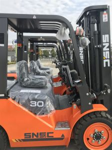 Snsc 2륜 전차 Elevateur 새로운 3t 포크리프트