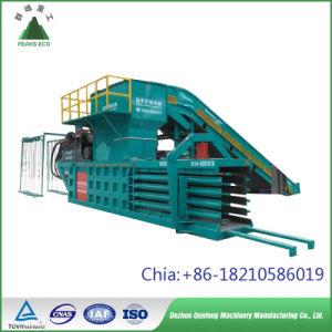 الصين هيدروليّة محزم/ورقة ضماد/يرصّ /Baler آلة مع [لوو بريس]