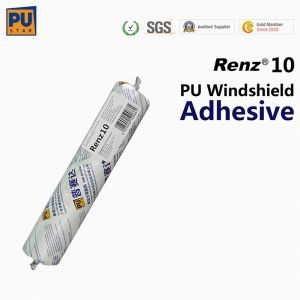 熱い販売、(自動車修理(renz10)のためのPU)ポリウレタン風防ガラスの密封剤