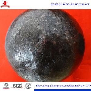 Vente de broyage en acier forgé à chaud Media Ball pour moulin à billes
