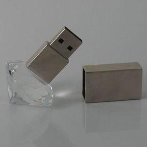 Shinny Diamond Crystal USB Flash для рекламных подарков